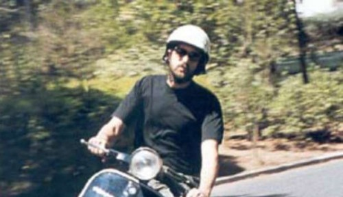 Nanni Moretti, incidente in Vespa,nanni, moretti, incidente, vespa, caro, diario, roma,news,notizie,